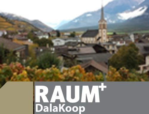 """Raum+ Agglomeration DalaKoop """
