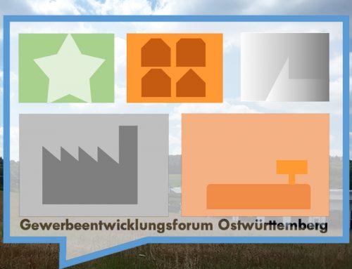 """""""Gewerbeentwicklungsforum Ostwürttemberg"""""""