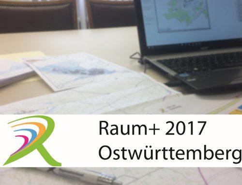 """Raum+ Ostwürttemberg 2017"""