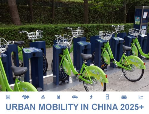 """Urban Mobility in China 2025+"""