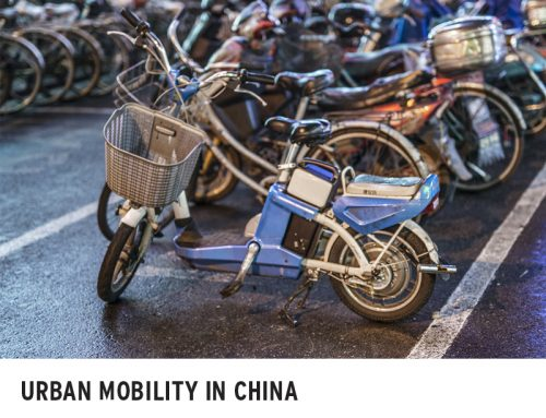 """Urban Mobility in China"""