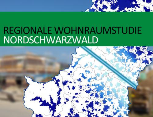 """""""Regionale Wohnraumstudie: Modul Regionaler Wohnraumscanner"""""""