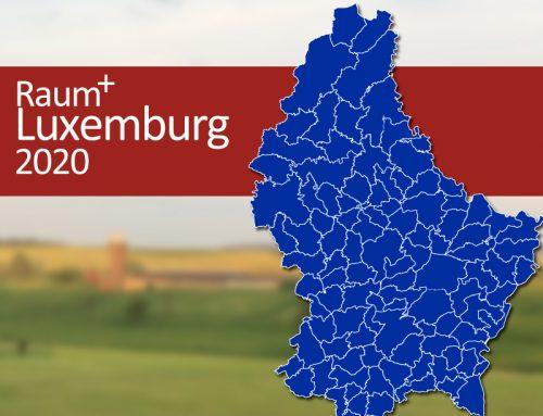 """""""Raum+ Luxembourg 2020"""""""