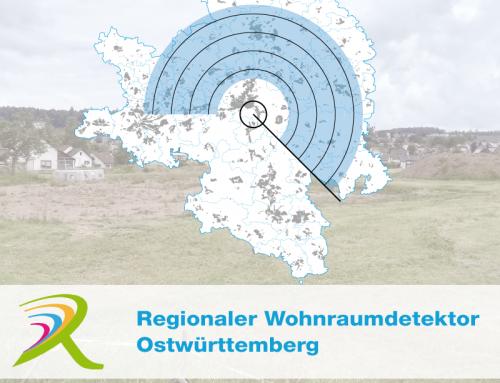 """""""Regionaler Wohnraumdetektor für die Region Ostwürttemberg"""""""
